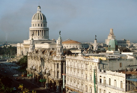 Havana City Tour Half Day