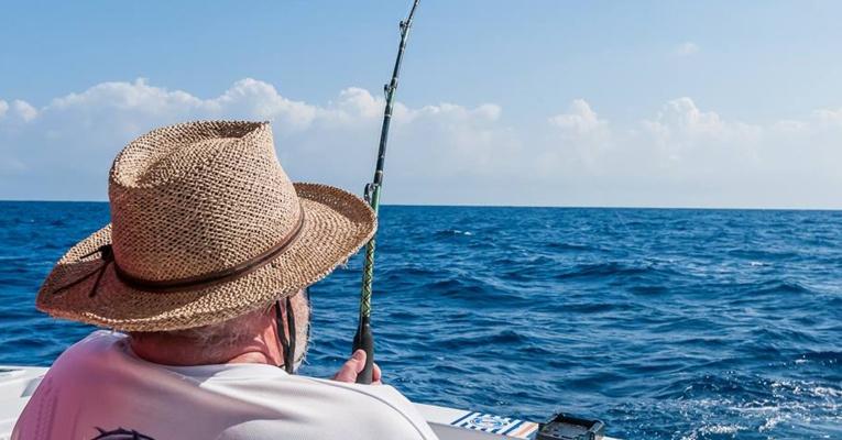 DEEP SEA FISHING MARINA JARDINES DEL REY - CAYO COCO