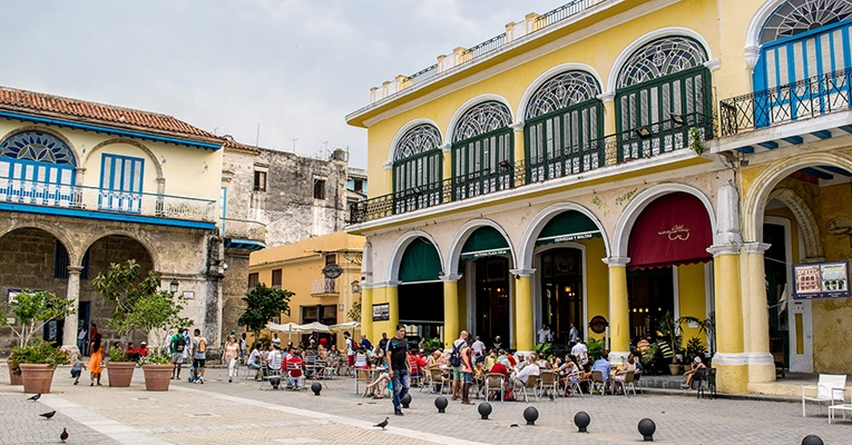 HAVANA CITY TOUR (FROM VARADERO)