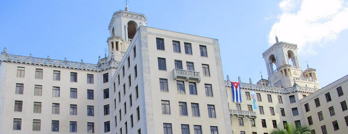 HOTELS  /  NACIONAL DE CUBA